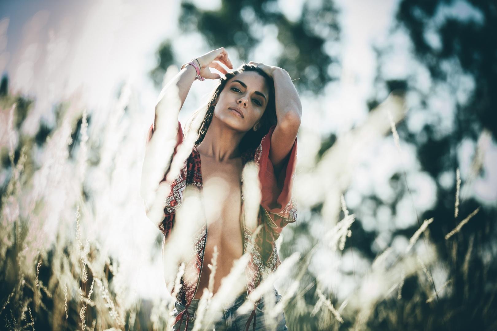Retratos/solitary daze # 4
