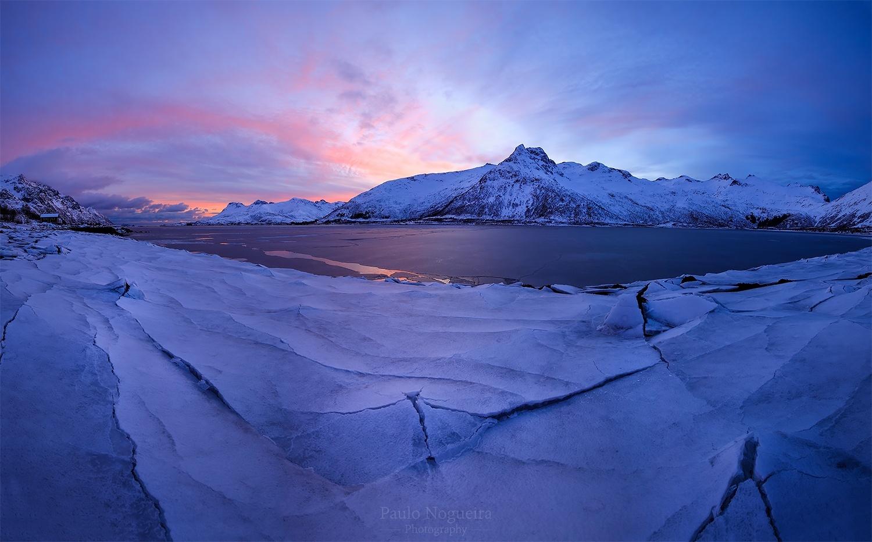 Paisagem Natural/Em gelo