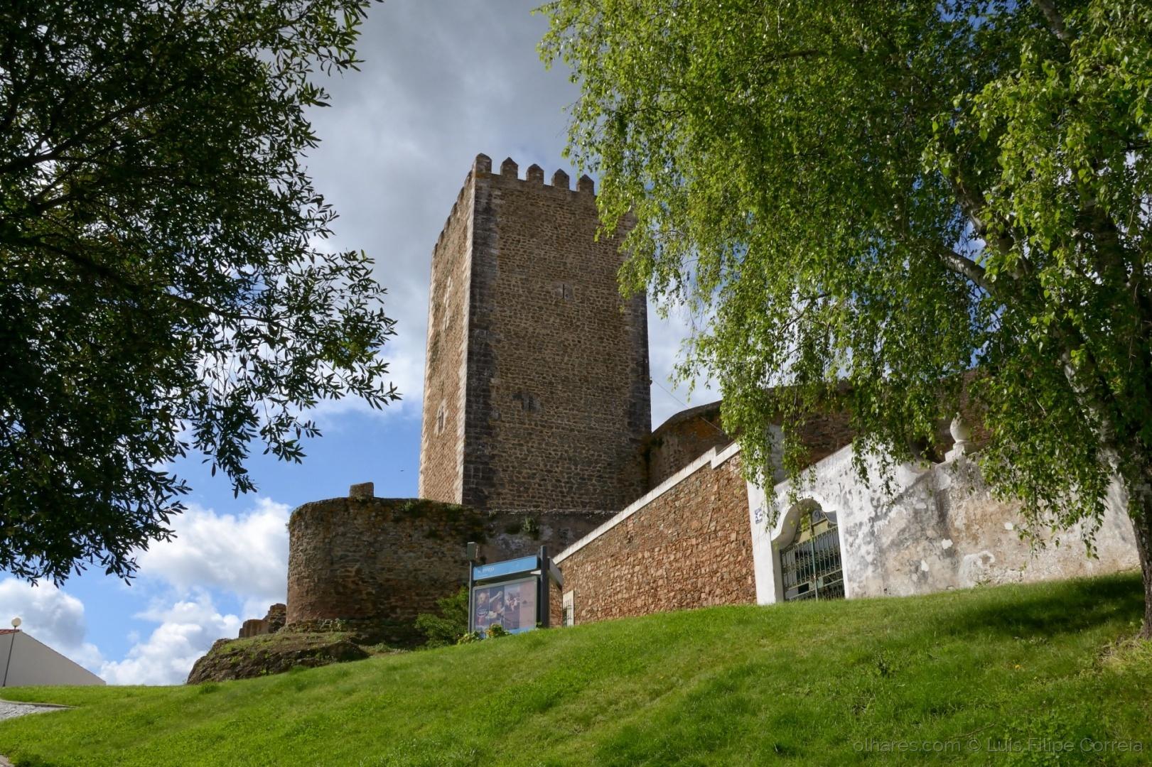 História/Castelo de Portel