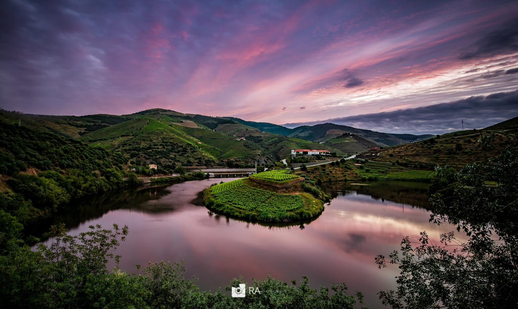 Gentes e Locais/Magic purple land...