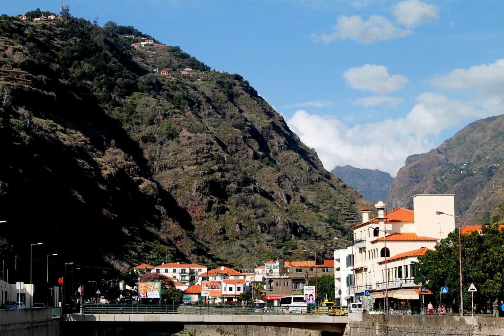Paisagem Urbana/Madeira...