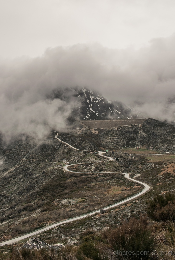 Paisagem Natural/nas nuvens