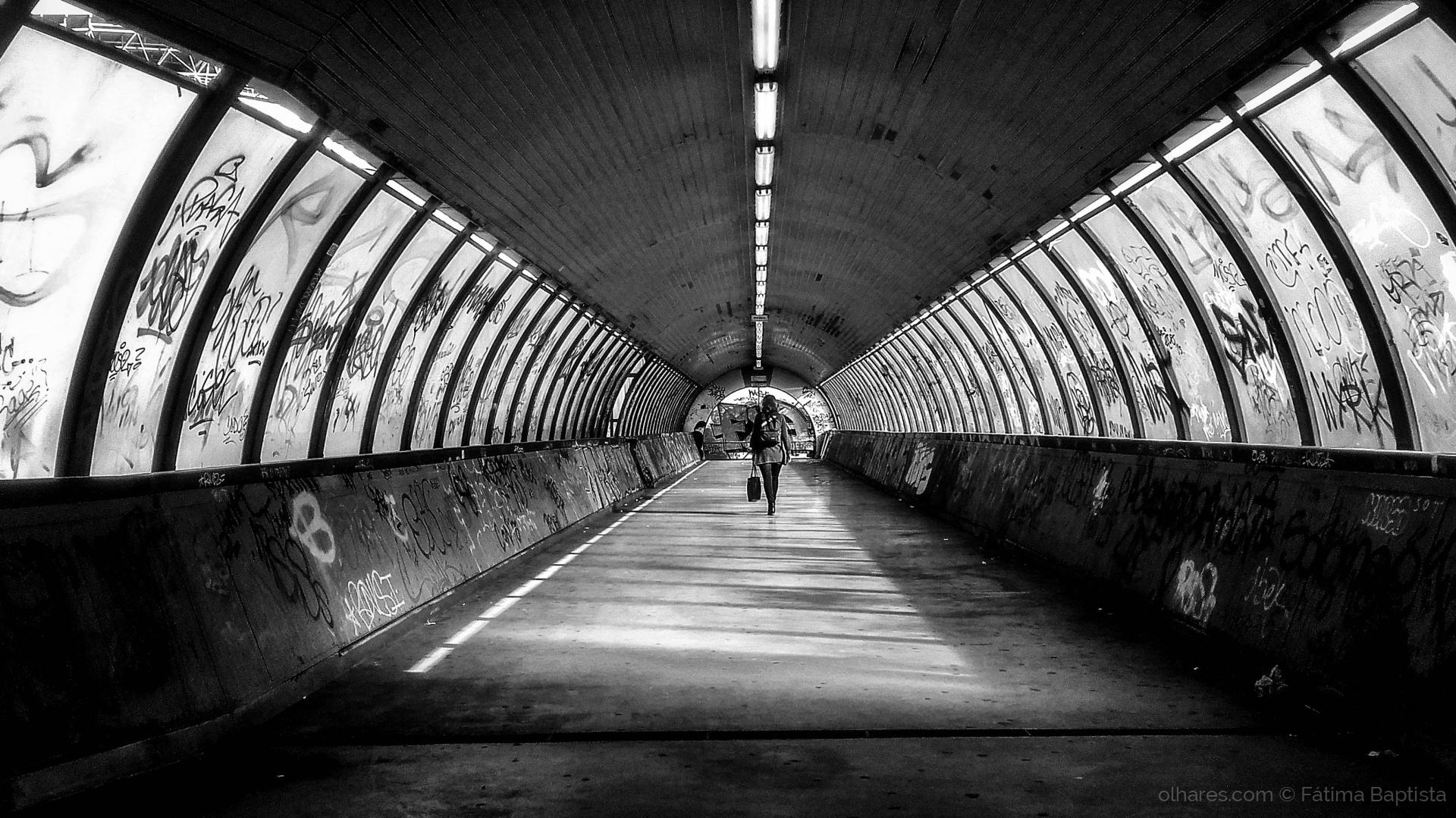Paisagem Urbana/Passagem das frustrações urbanas /ler