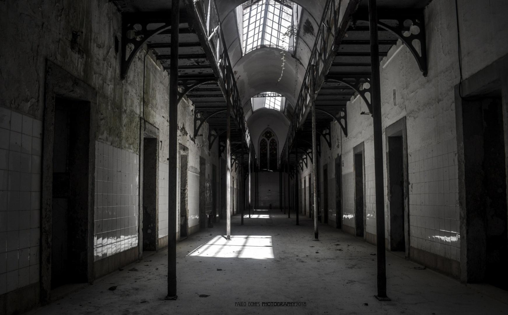 Gentes e Locais/... Prisão abandonada ...