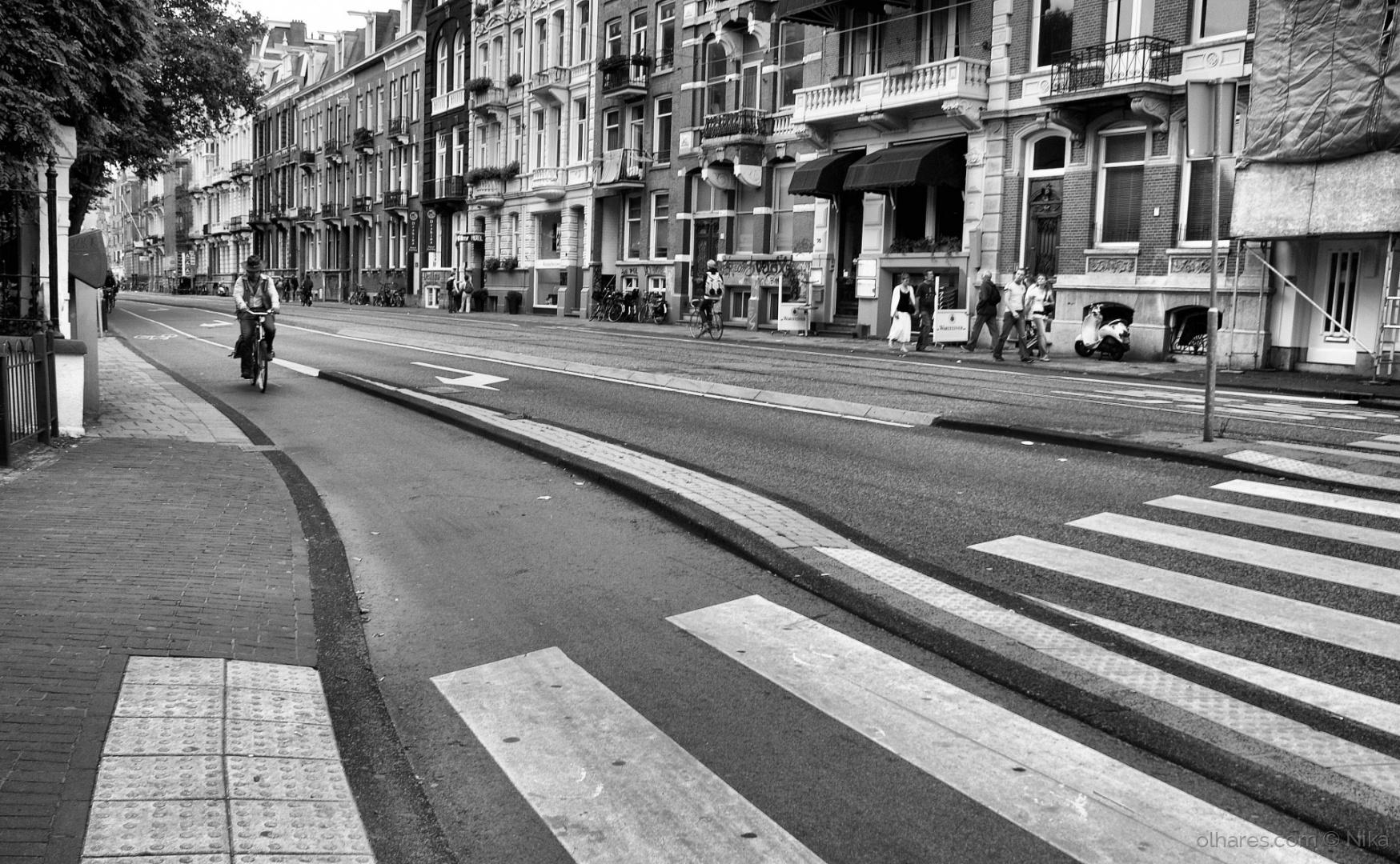 Paisagem Urbana/no país das bicicletas