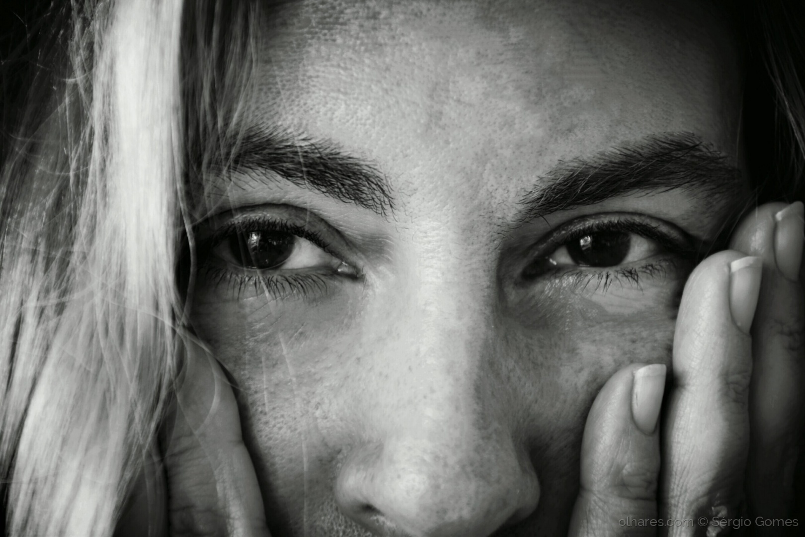 Retratos/Basta um olhar...