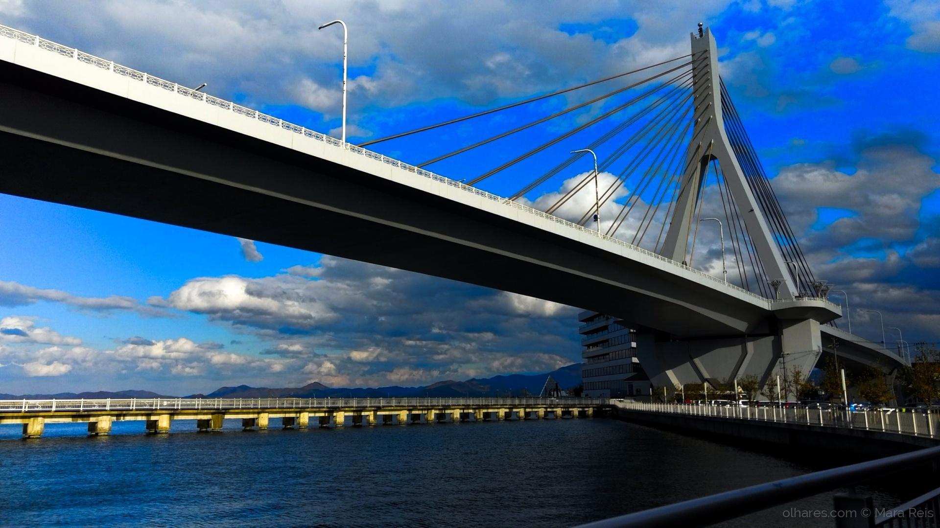 Abstrato/Bridge Aomori shi
