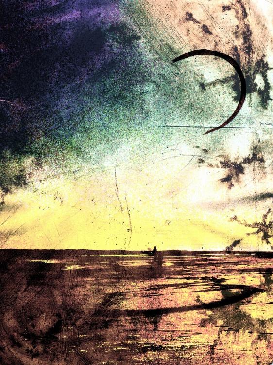 Arte Digital/...inventa um mundo para mim