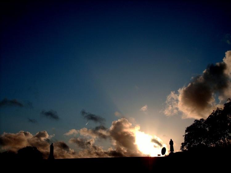 Outros/A luz vinda do ceu