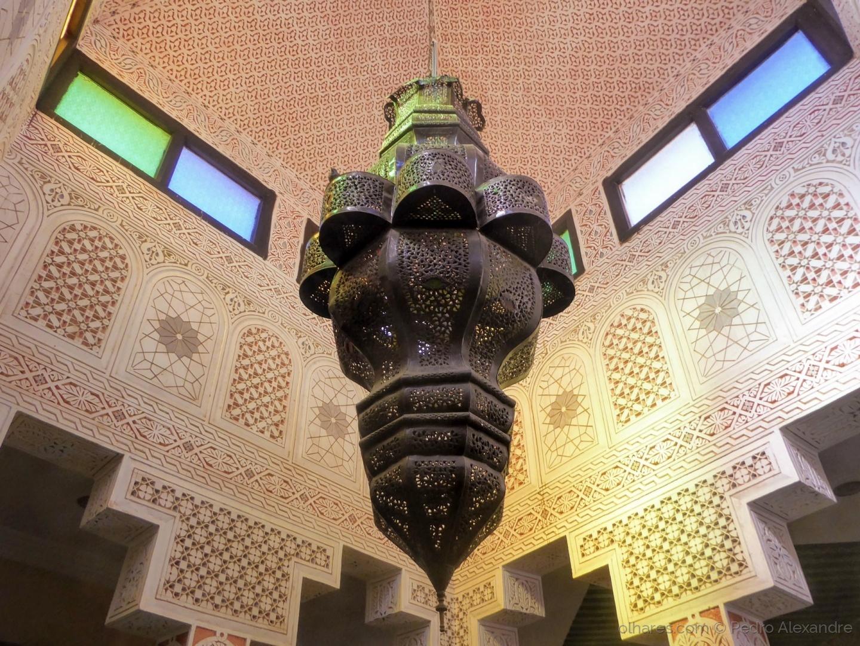 Arquitetura/Mesquita marroquina