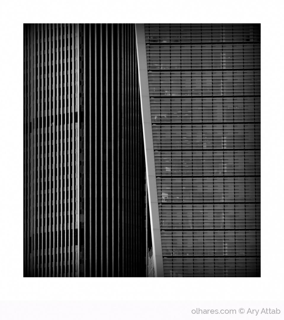 Arquitetura/Aço, vidro: Arquitetura.
