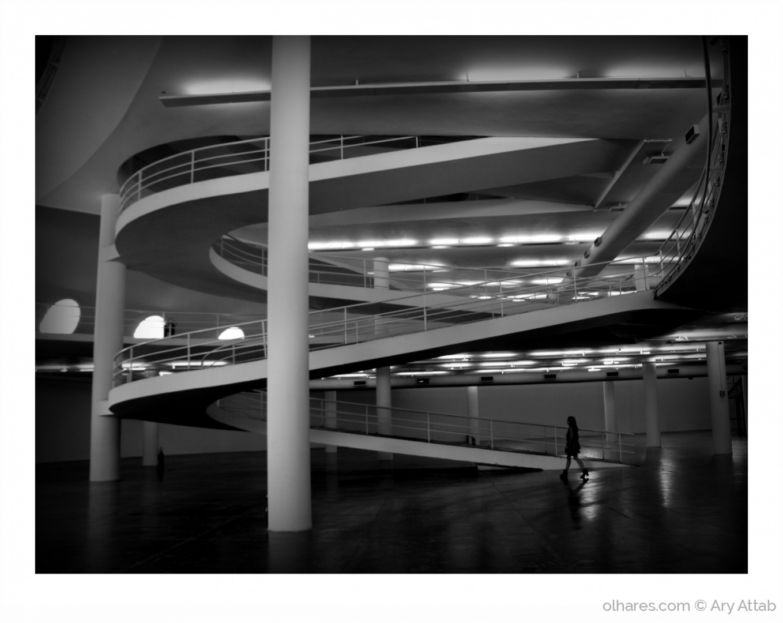 Arquitetura/Na imensidão das curvas