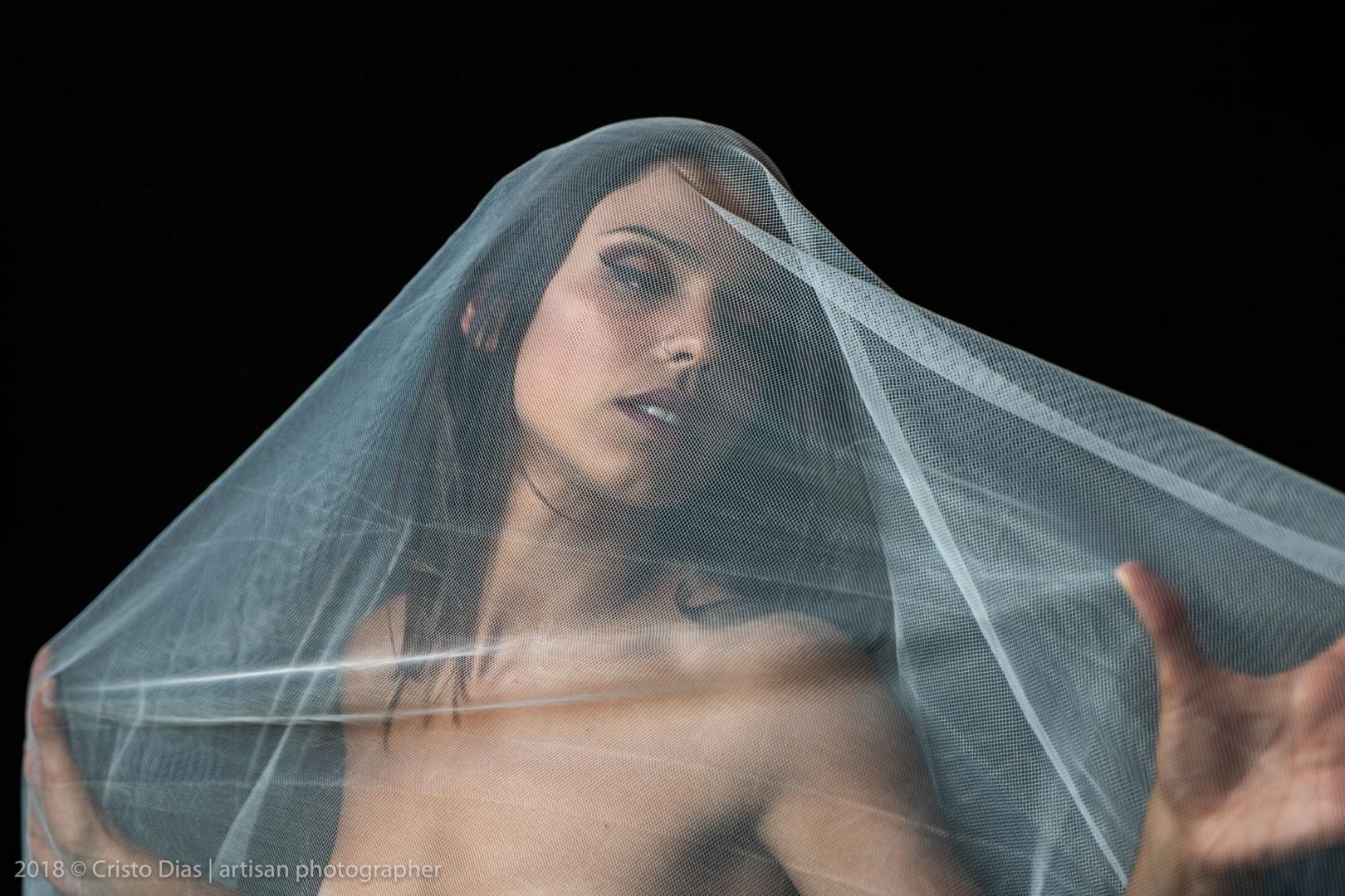 Retratos/Catarina atrás do véu