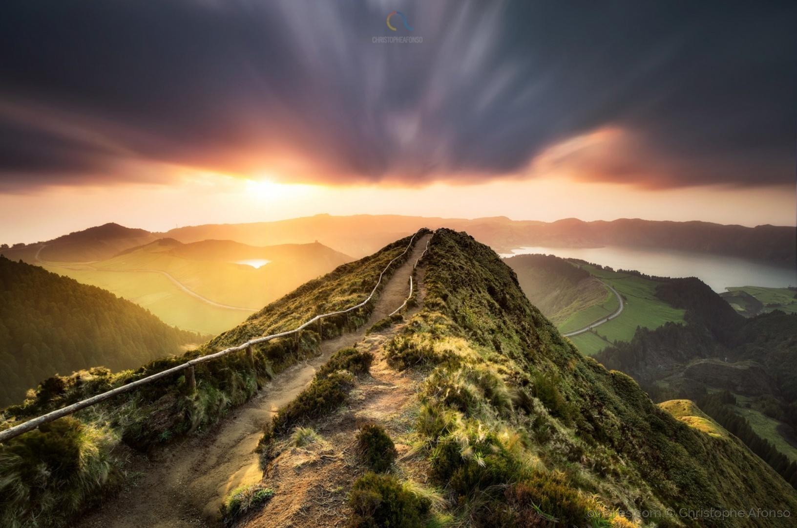 Paisagem Natural/Luz dos Açores