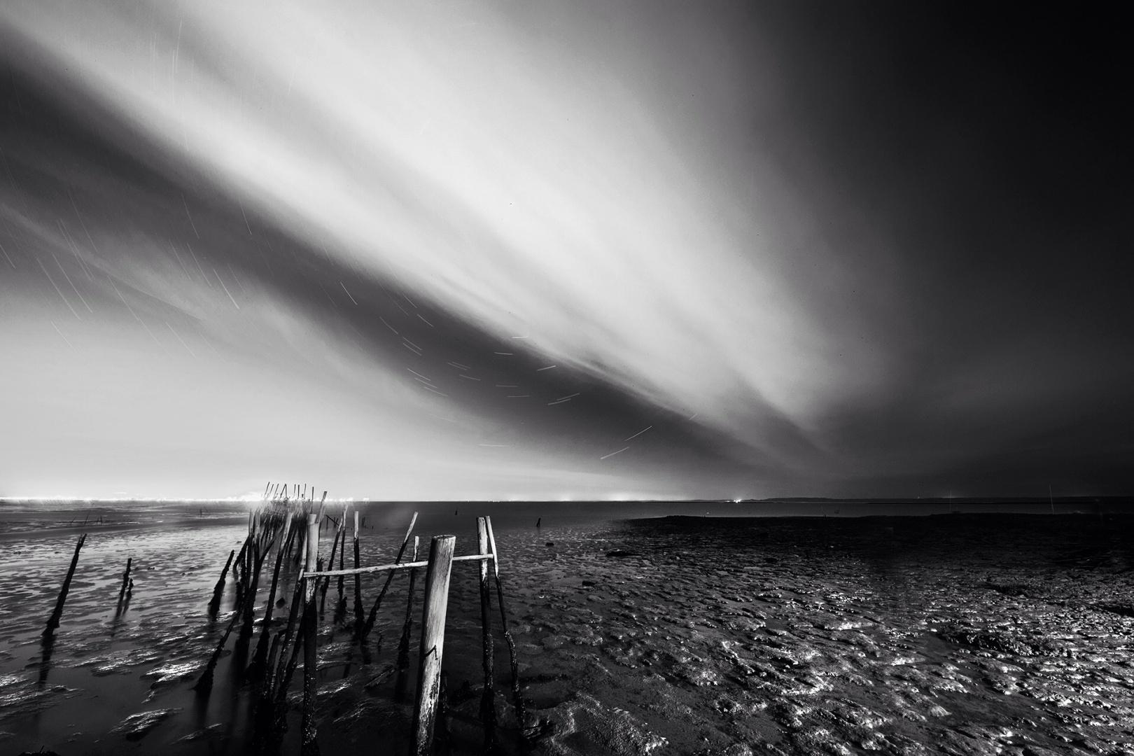Paisagem Natural/Espreitando por entre as nuvens
