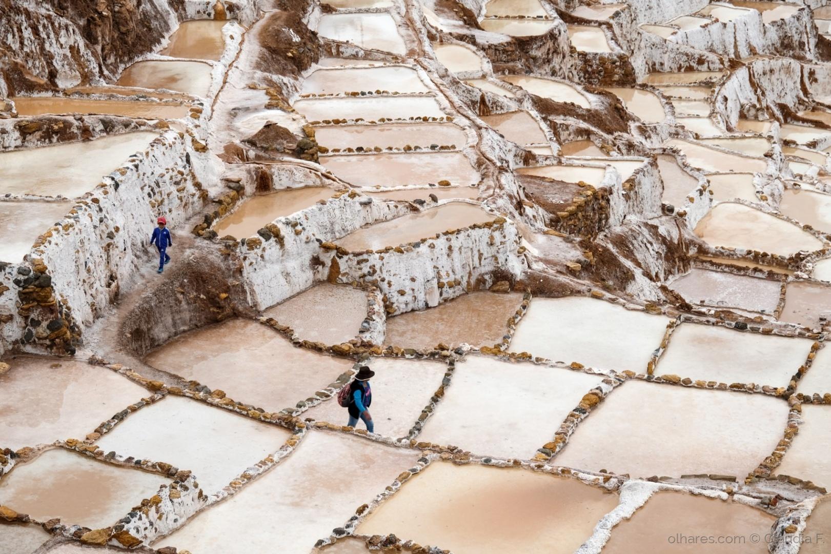 Gentes e Locais/Salineras de Maras