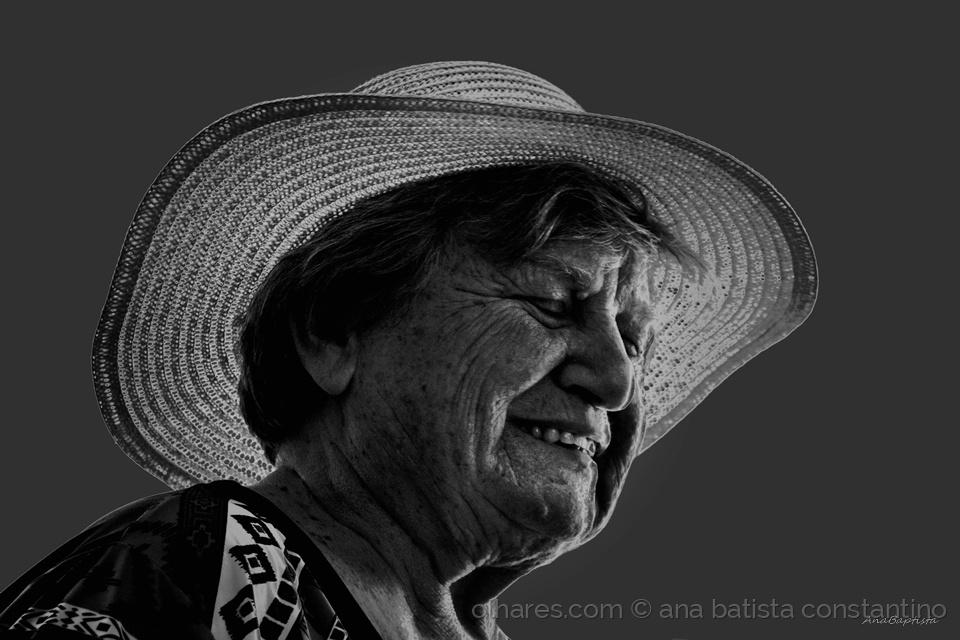 Retratos/A beleza de um sorriso