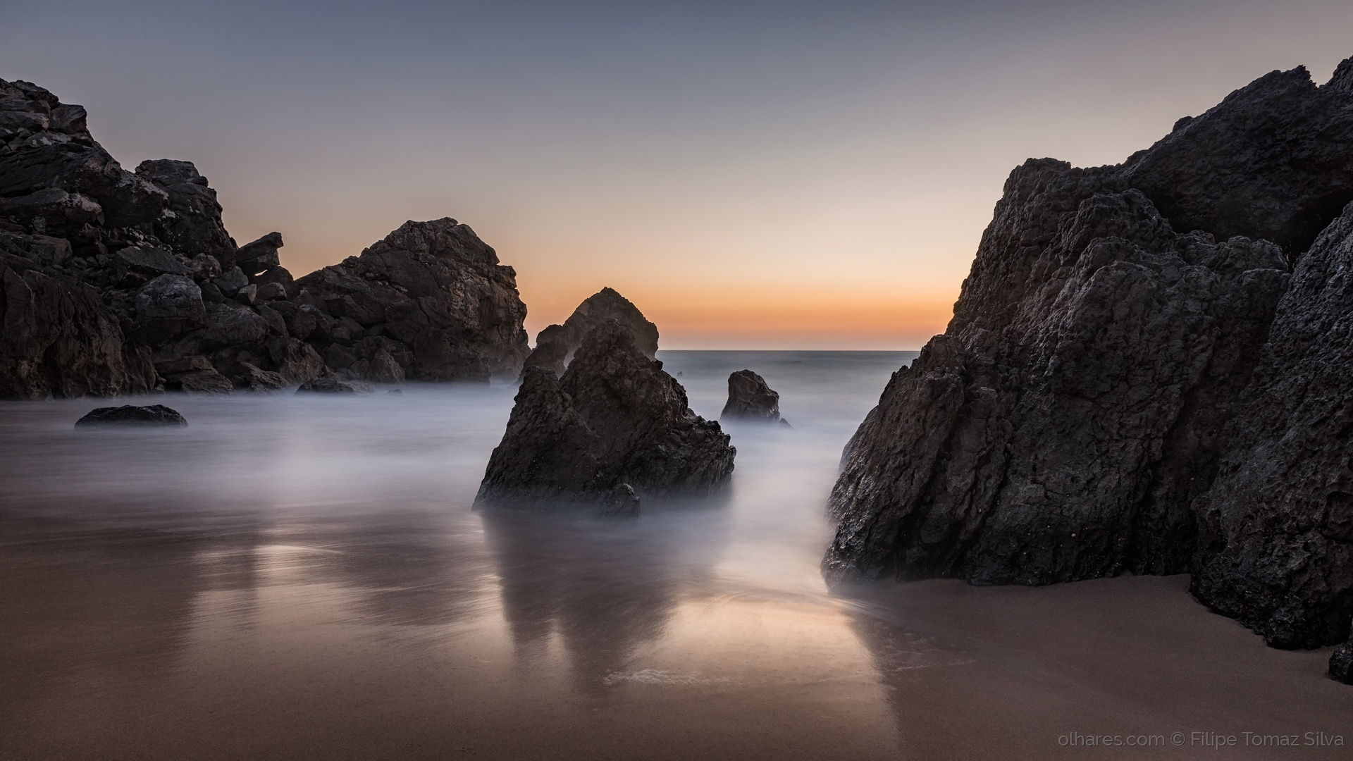 Paisagem Natural/Praia do Abano