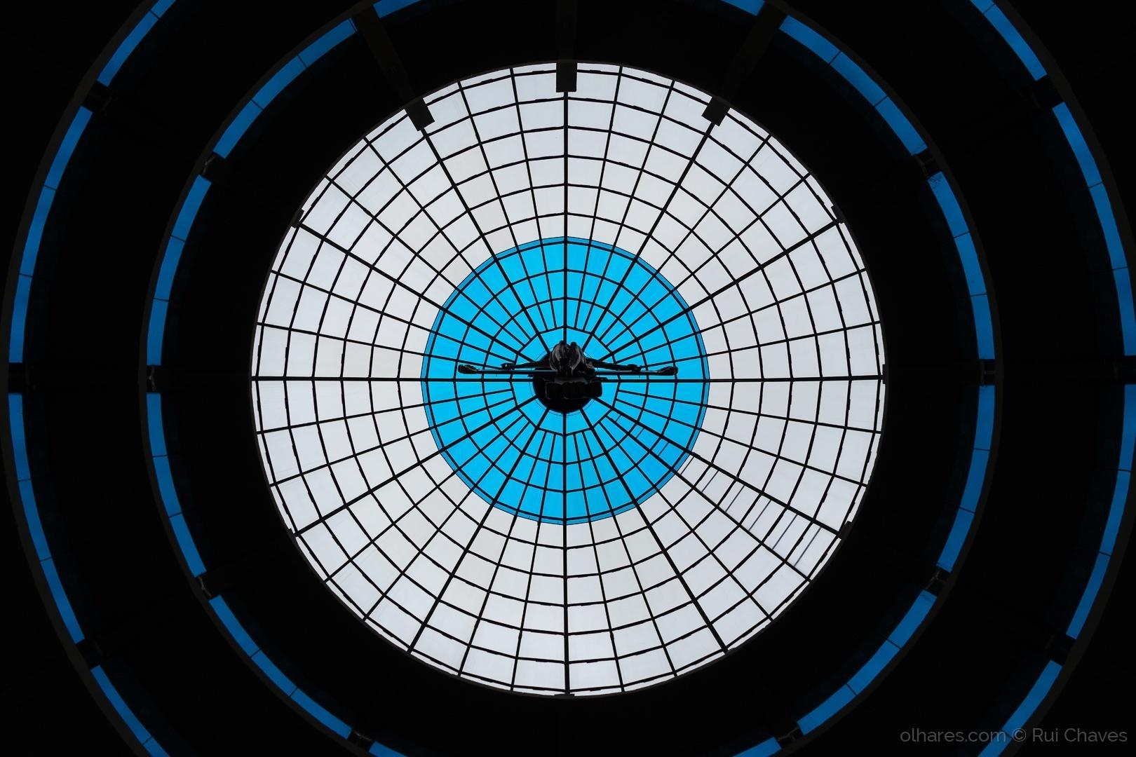 Abstrato/no centro