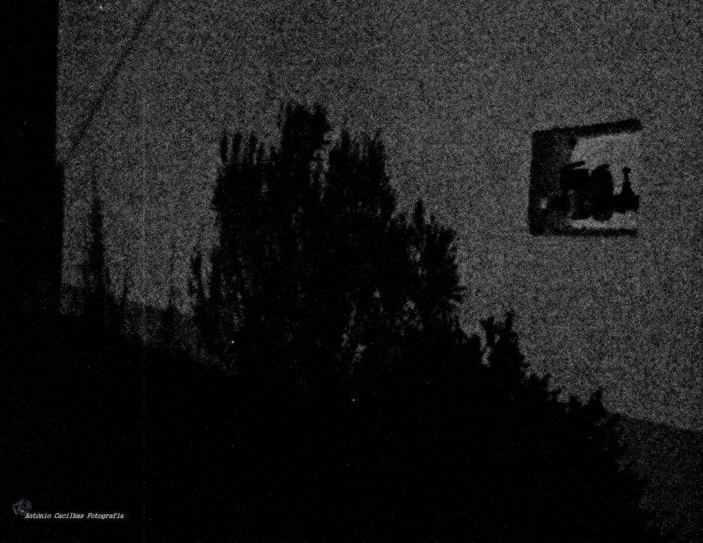 Abstrato/O Ruido da solidão