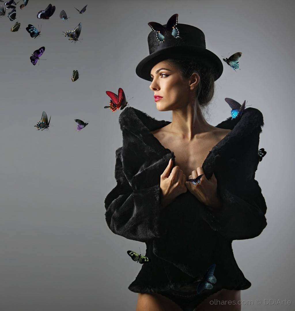 Moda/Lady Butterfly II