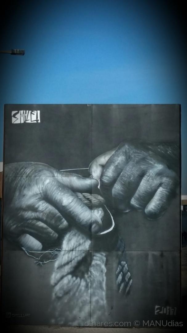 Paisagem Urbana/Com_as_mãos