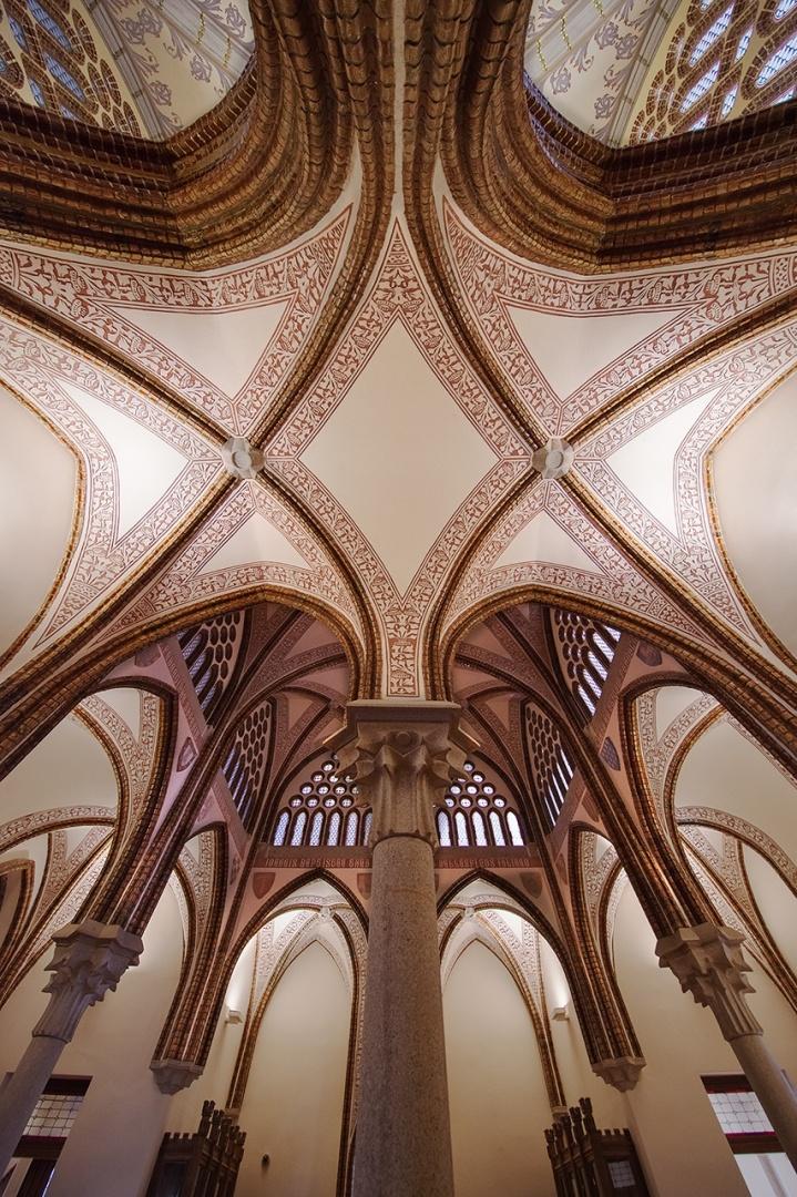 Arquitetura/Recolhimento, religião e matemática