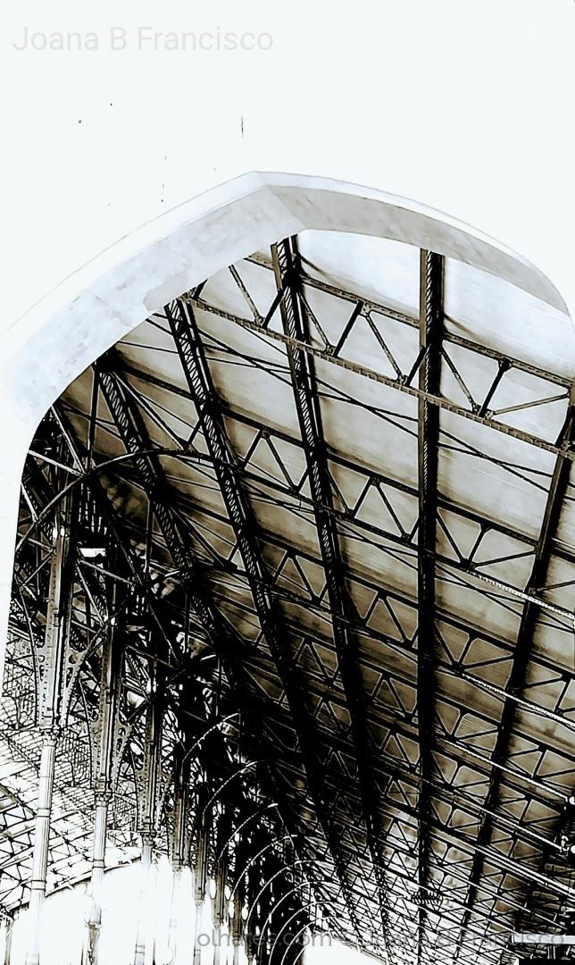 Abstrato/De ferro