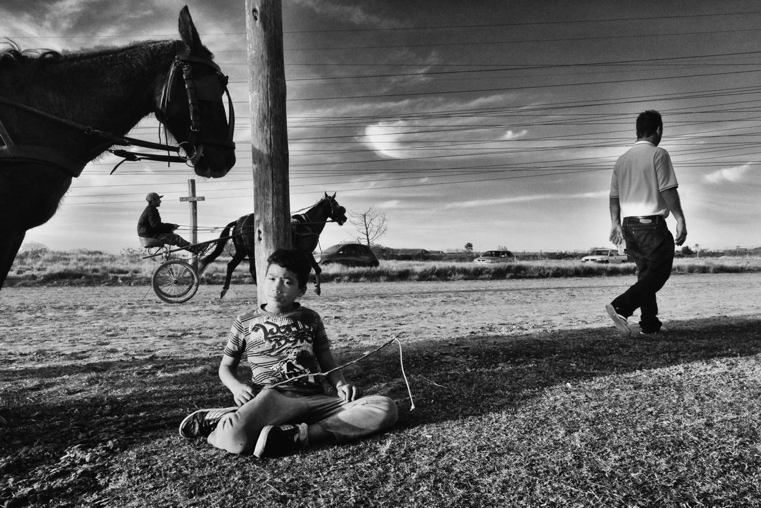 Fotojornalismo/Sentado