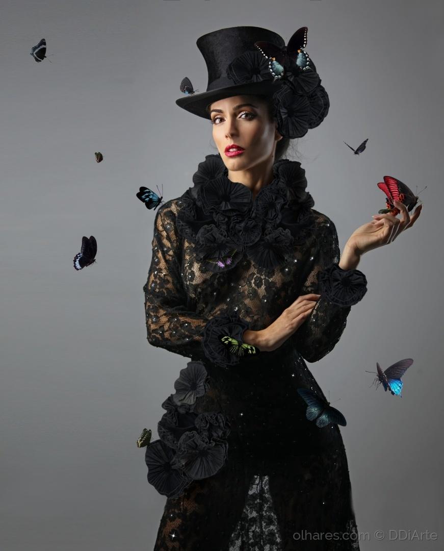 Moda/Lady Butterfly III