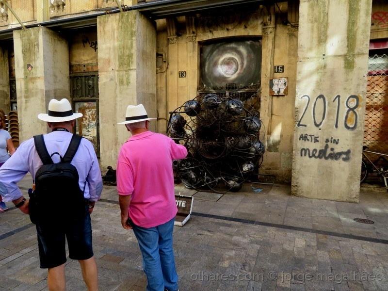 Fotojornalismo/Arte sin medios