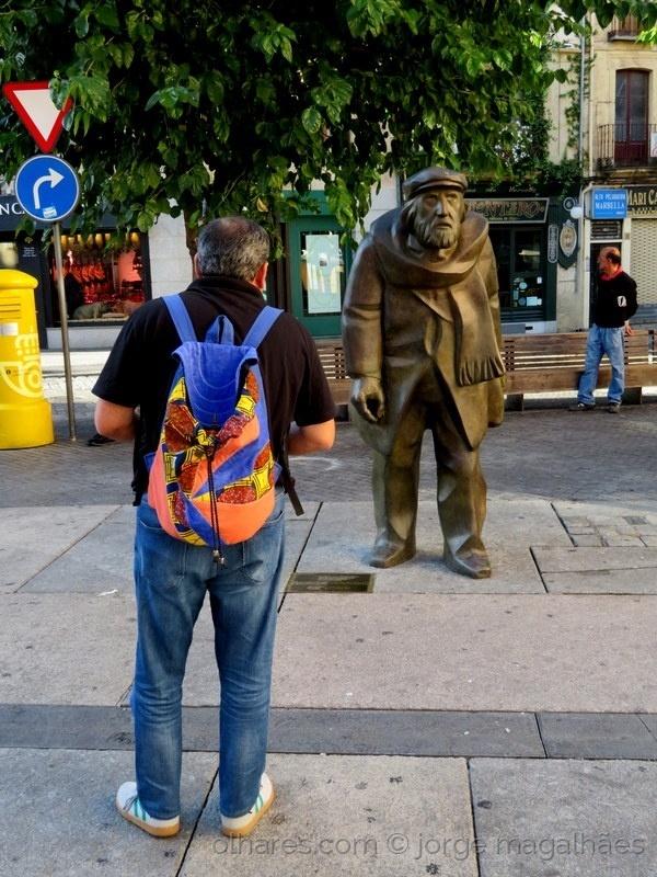 Fotojornalismo/Frente a frente