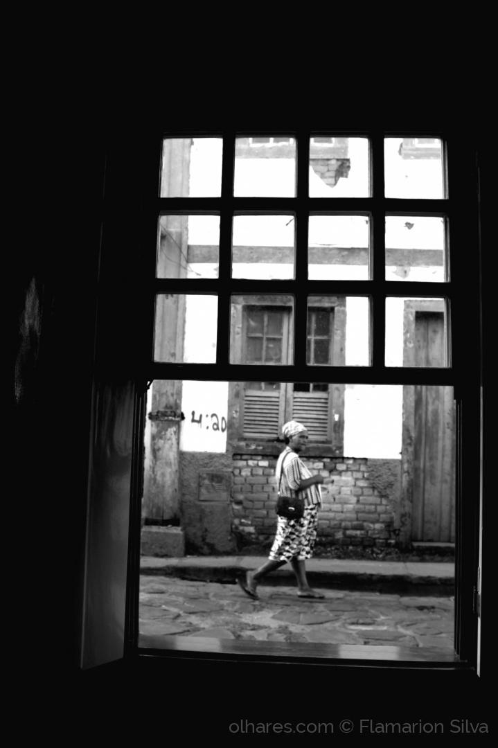 Gentes e Locais/Da janela