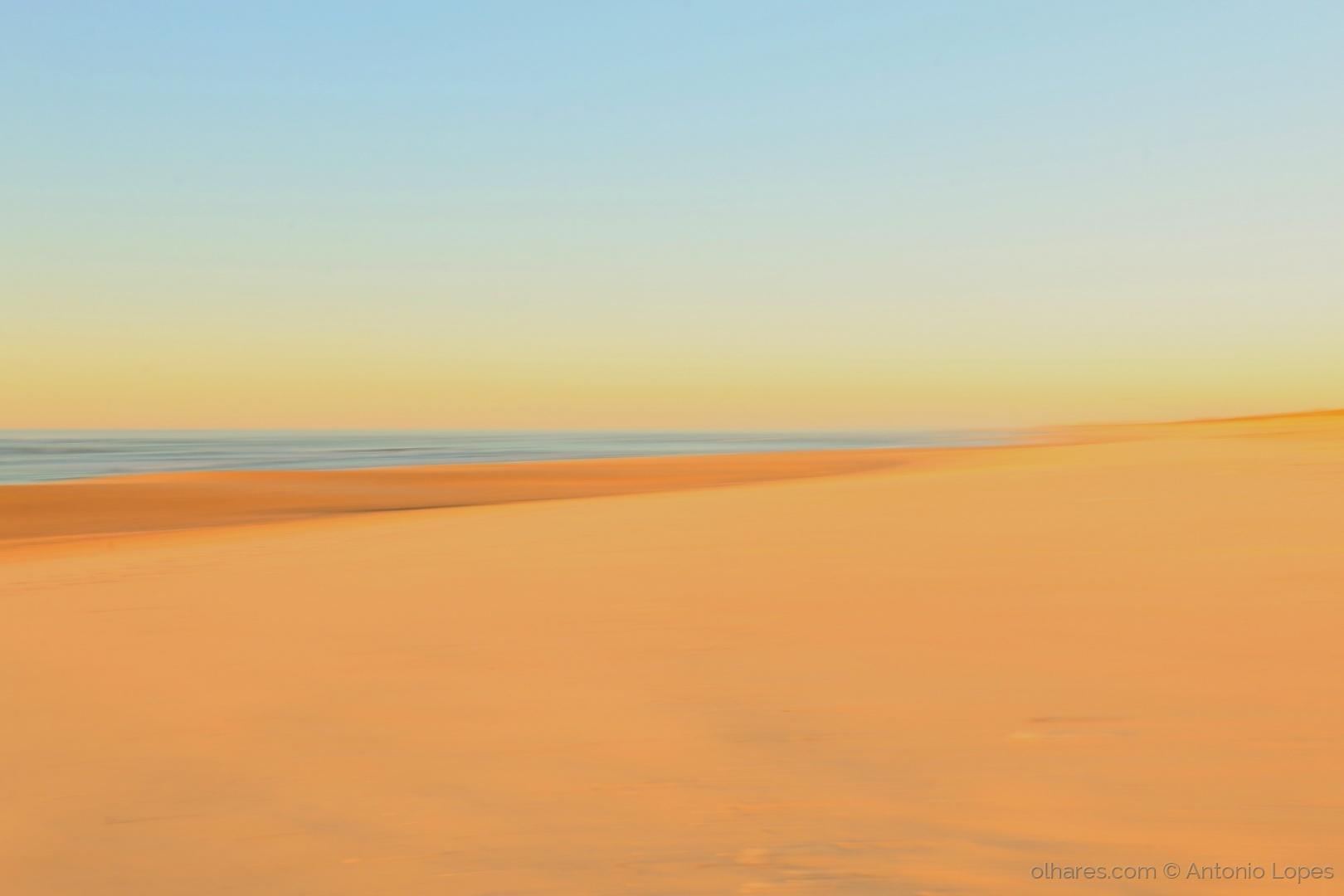 Abstrato/Final de tarde