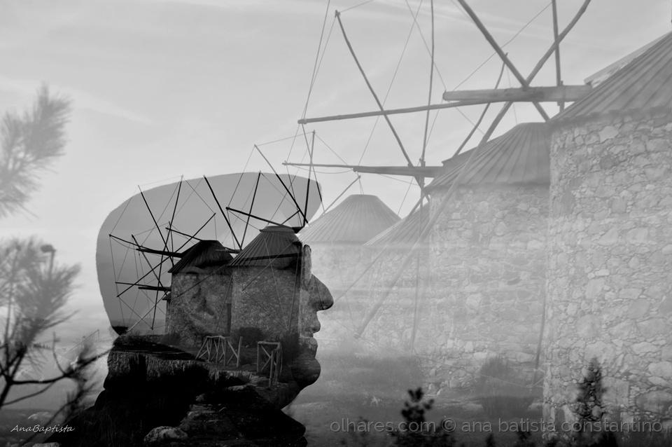 Arte Digital/Pensamento ao vento