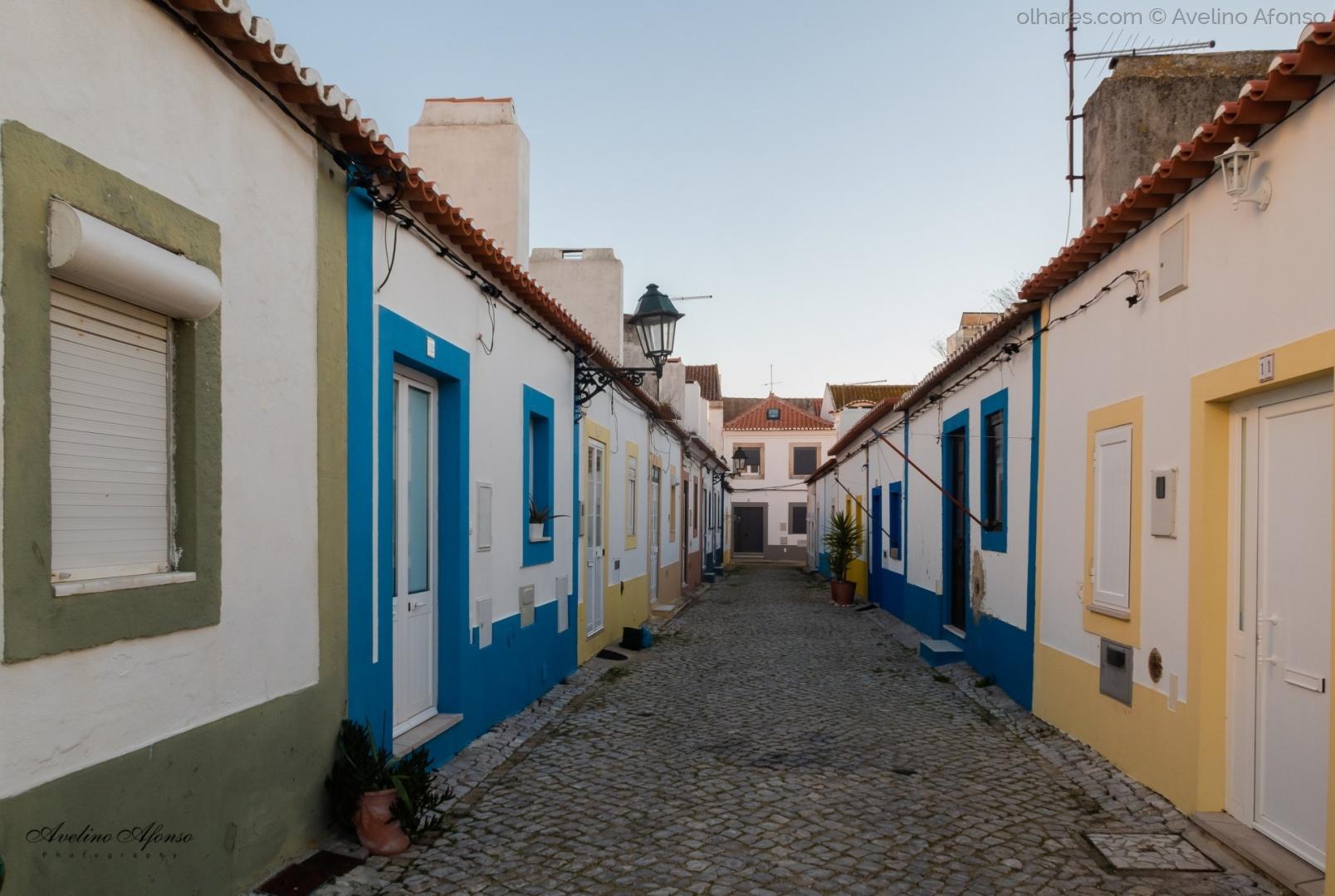 Paisagem Urbana/Alcochete