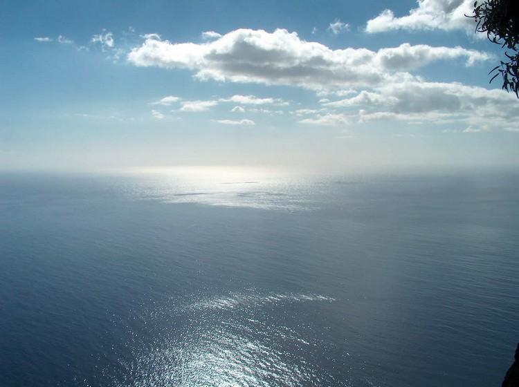 Paisagem Natural/neblina azul...a cores