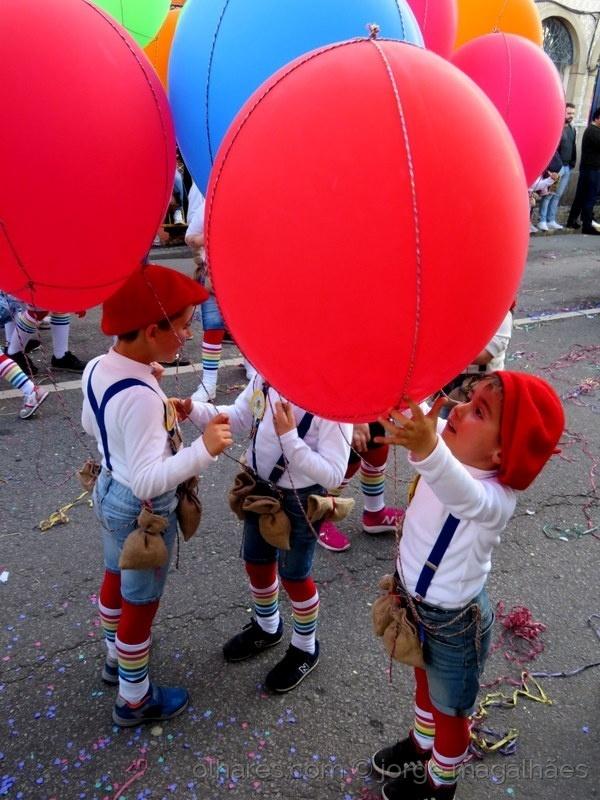 Espetáculos/Conversa entre balonistas (LER)