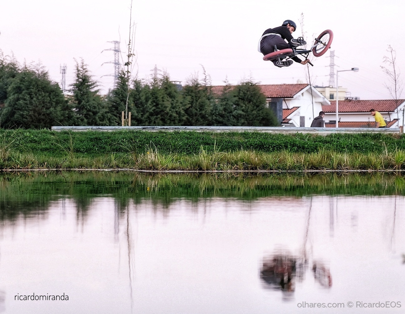 Desporto e Ação/The jump