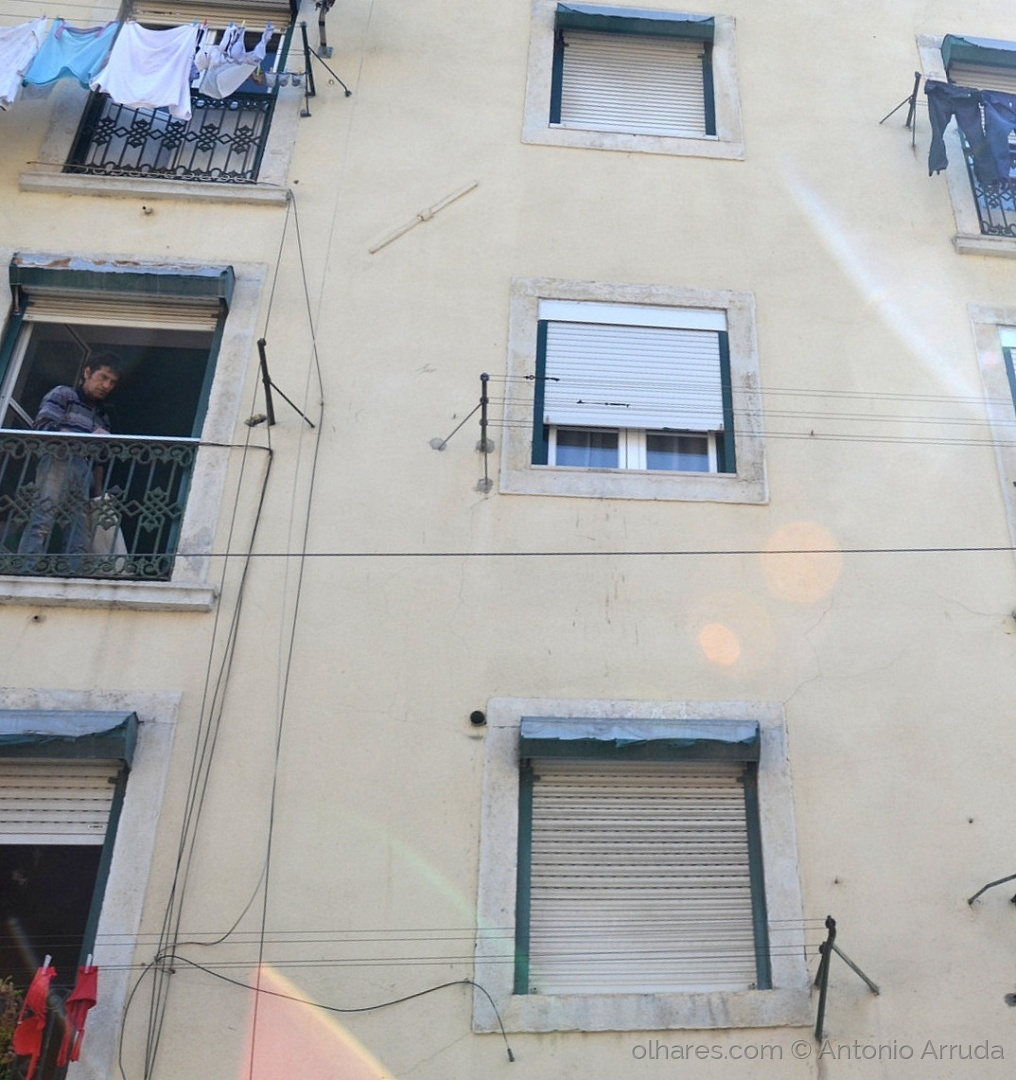 Paisagem Urbana/Lisboa DCLVII