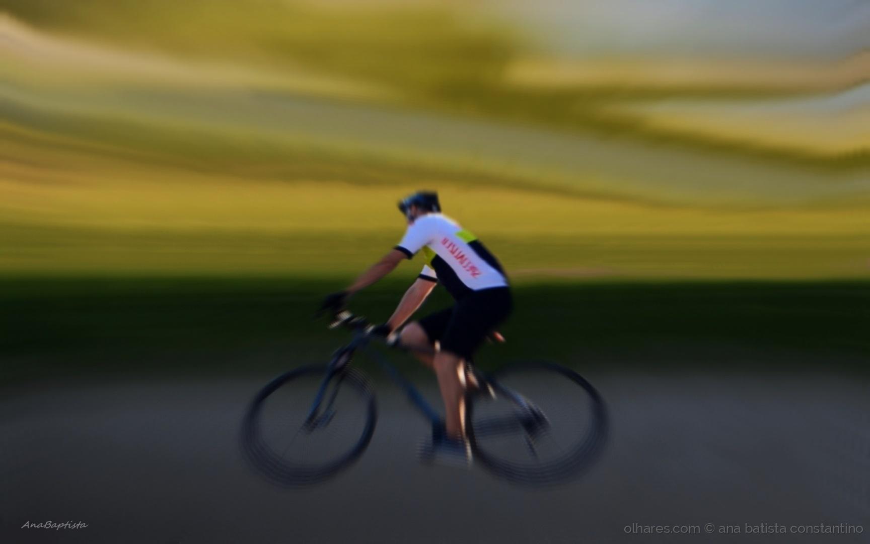 Desporto e Ação/O ciclista