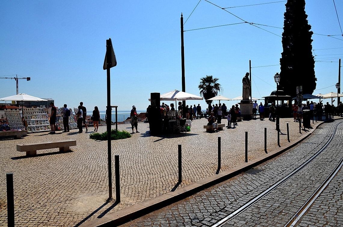 Paisagem Urbana/Lisboa DCLXXV