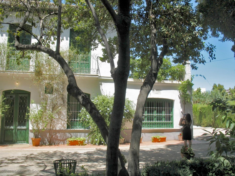 História/Casa de Federico García Lorca