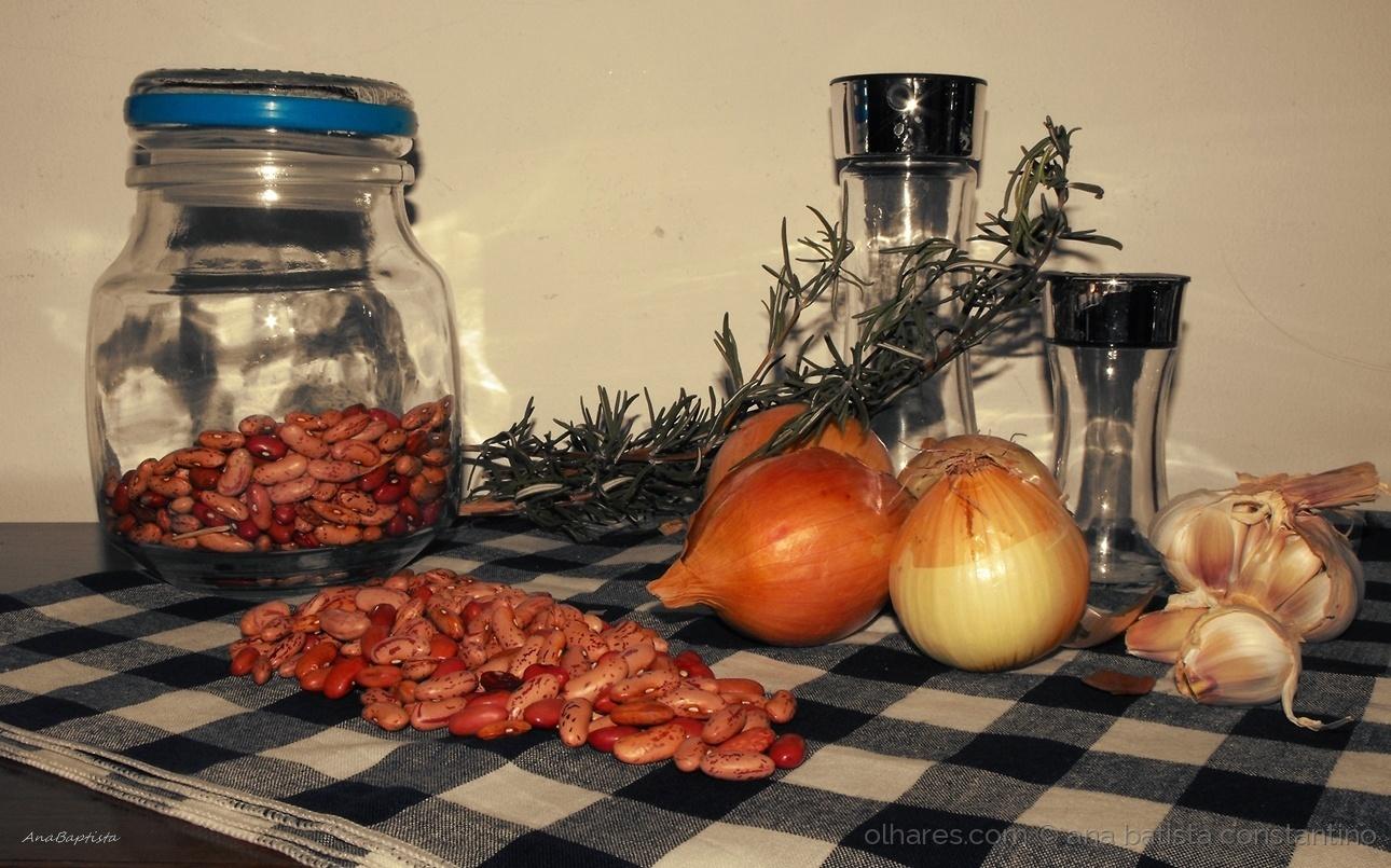 Gastronomia/Em cima da mesa