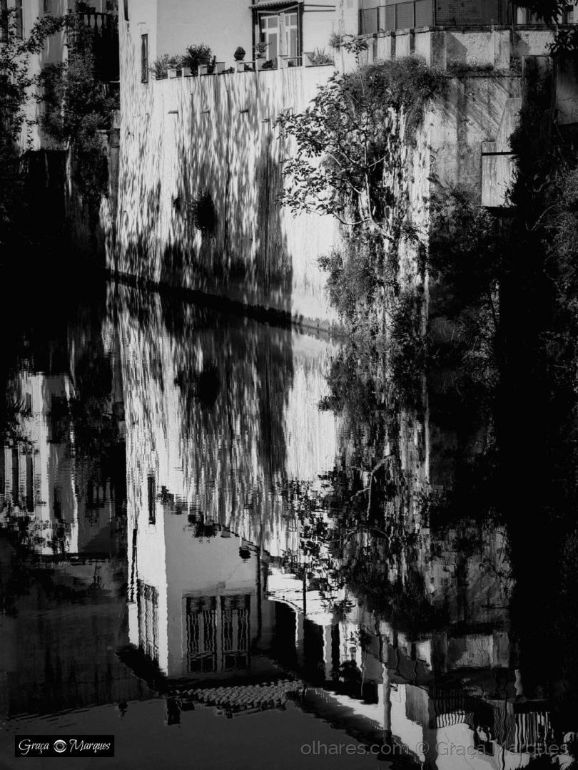 Paisagem Urbana/O lar é o reflexo!