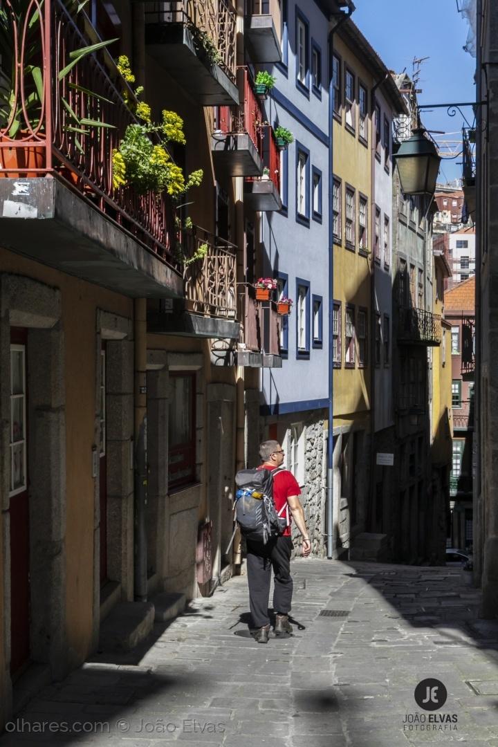 Fotojornalismo/Vielas da Ribeira, Porto!