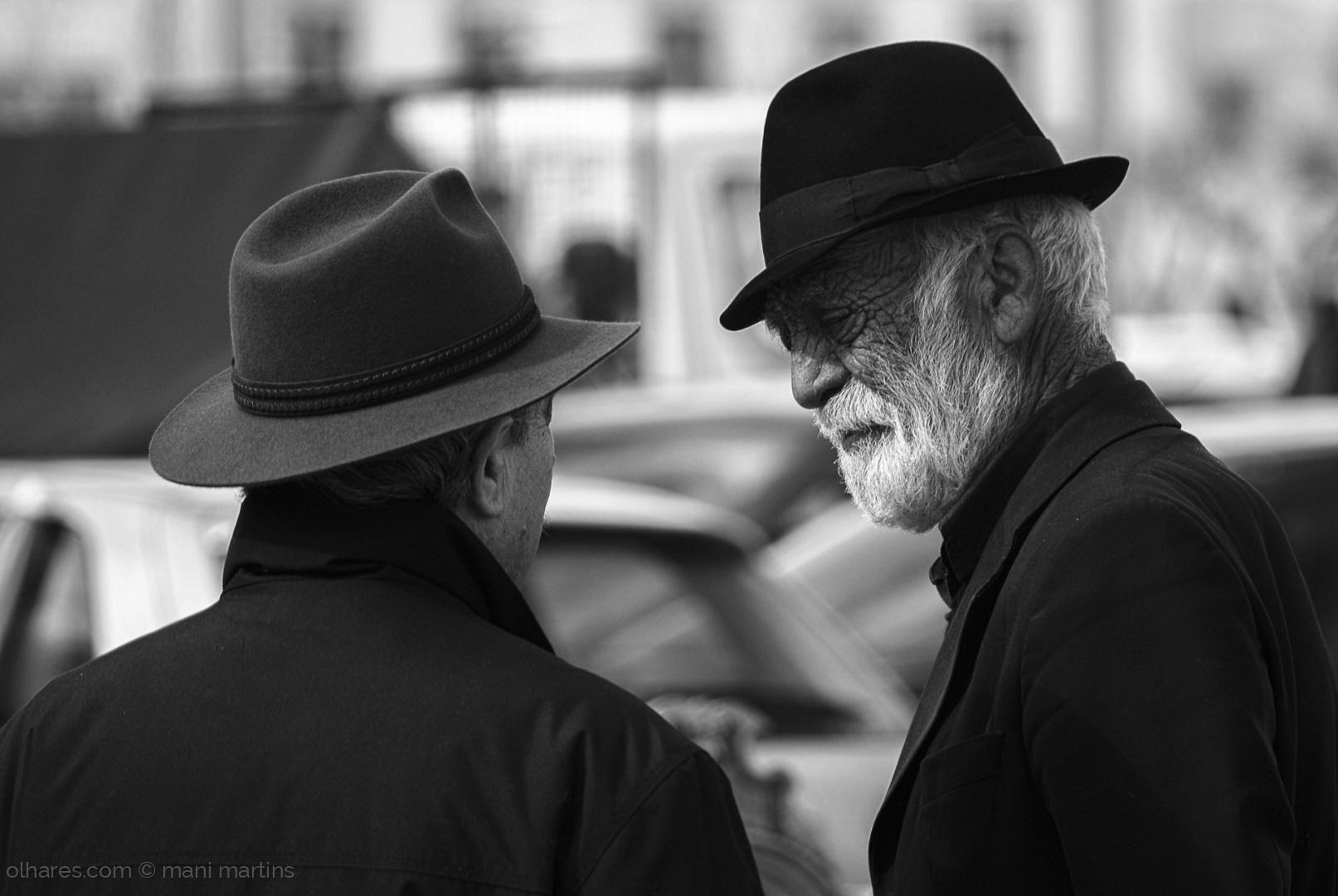 Gentes e Locais/street portrait