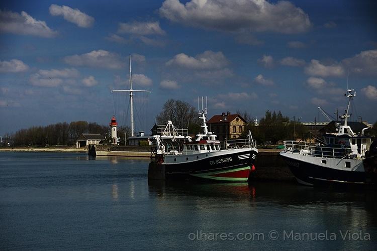 Gentes e Locais/Honfleur - Normandia