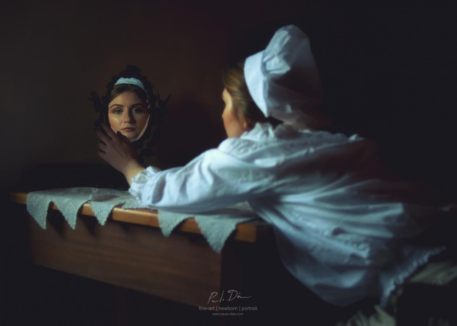 Retratos/The Mirror.