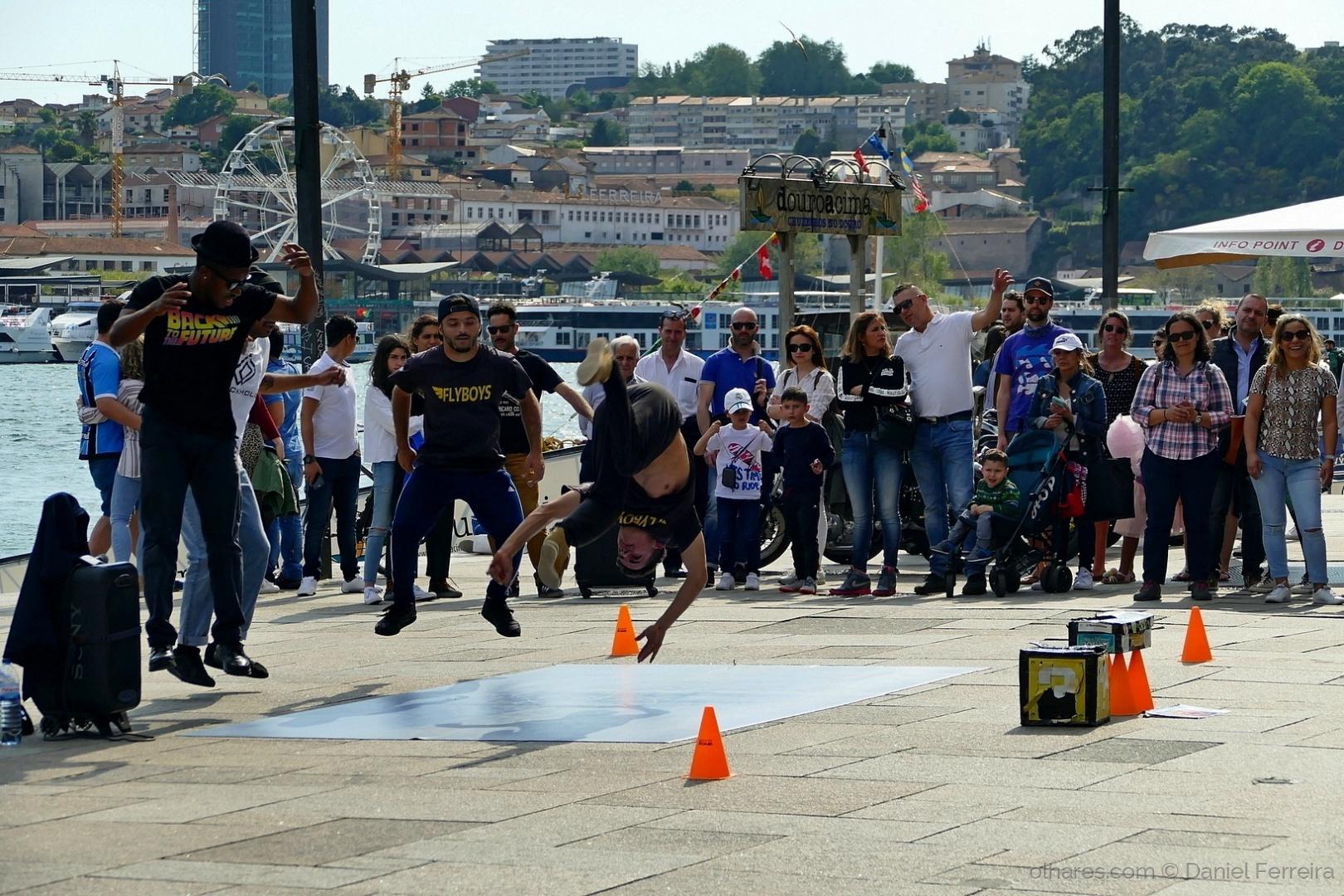 Espetáculos/Artistas de rua